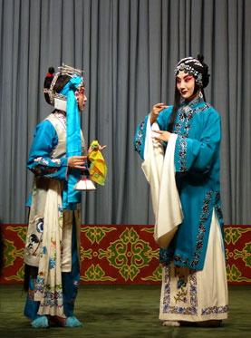 京剧折子戏《失子惊疯·八仙过海·锁五龙》