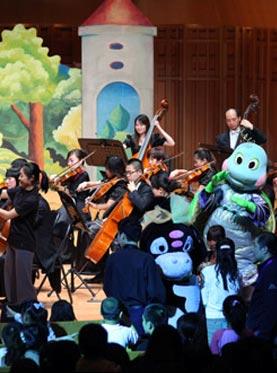 音乐逗你玩—儿童玩偶音乐会《动物狂欢节》
