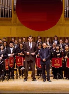 北京敦善交响乐团_马戏团波尔卡——敦善交响管乐团快乐之夏音乐会