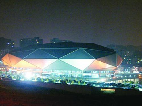 青岛国信体育场介绍 青岛国信体育场