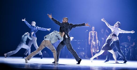 赢丹麦国家舞蹈团