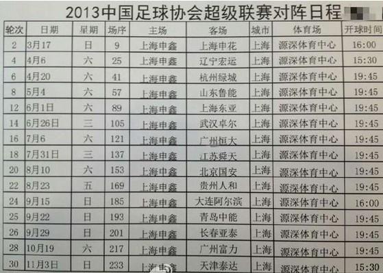 上海申鑫主场在哪里_上海申鑫2013中超联赛主场球票在线订票-源深体育场-中票在线