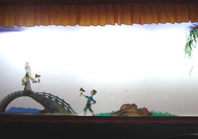 中国木偶剧院 皮影戏《金斧头》《小羊过桥》《狐狸