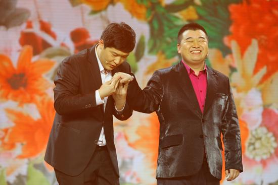 第五场 主持人:中国广播艺术团当家主持  侯林林 一,相声《说广告》图片