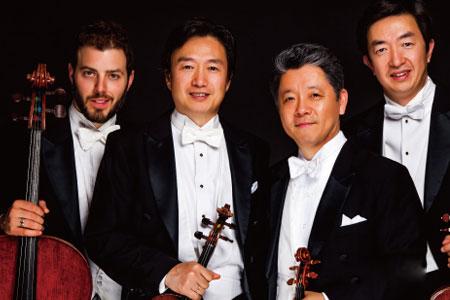 上海四重奏演绎贝多芬弦乐四重奏全集