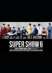 SUPER JUNIOR WORLD TOUR SUPER SHOW 6 IN SHANGHAI