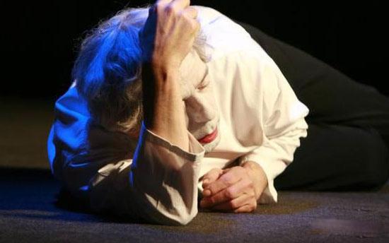 法国默剧大师菲利普比佐《无声世界四十年》