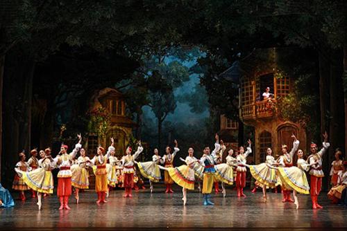 广州中票在线_广州芭蕾舞团《葛蓓莉娅》在线订票-东方艺术中心-中票在线