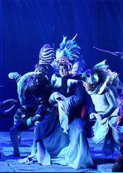 中国儿童艺术剧院演出《东海人鱼》