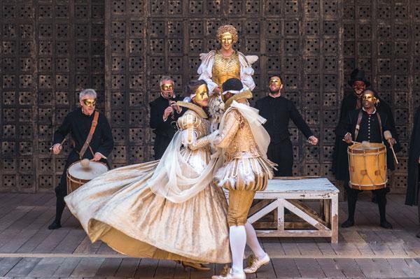 威尼斯商人英语话剧_英国莎士比亚环球剧院 原版英文话剧《威尼斯商人》在线订票 ...