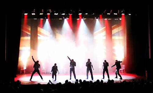 纯人声的狂欢 阿卡贝拉的魅力诱惑 欧洲顶尖人声天团磁极演唱会 -票虫