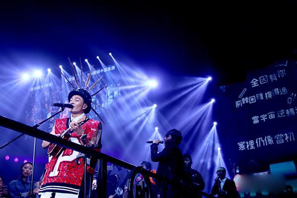 广州中票在线_周柏豪ONE STEP CLOSER PAKHO LIVE 2017广州演唱会在线订票-中票在线