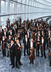 祖宾梅塔与国家大剧院管弦乐团音乐会