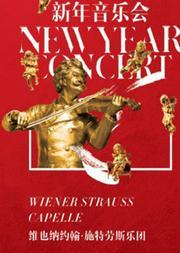 凯迪拉克•上海音乐厅2017音乐季:携手2018—维也纳约翰•施特劳斯乐团新年音乐会