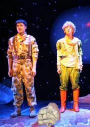 中国儿童艺术剧院 儿童剧《小王子》