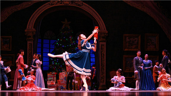广州中票在线_广州芭蕾舞团《胡桃夹子》在线订票-国家大剧院-中票在线