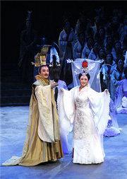 国家大剧院歌剧节·2018:湖北省歌舞剧院歌剧《楚庄王》