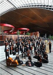 国家大剧院四重奏与港乐四重奏合作音乐会