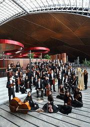 国家大剧院管弦乐团:亚当斯、伯恩斯坦与斯特拉文斯基音乐会