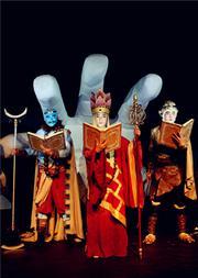 2018国家大剧院国际儿童戏剧季:中国儿童艺术剧院《西游记》