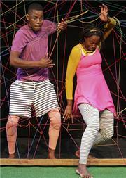 2018国家大剧院国际儿童戏剧季:金砖国家儿童戏剧展演 南非磁石剧院肢体剧《啊哈》