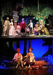 2018国家大剧院国际儿童戏剧季:奥地利维也纳美泉宫木偶剧院儿童版木偶歌剧《糖果屋》