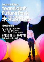 """大型沉浸式新媒体艺术展览""""teamLab未来游乐园"""""""
