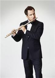 """""""笛声中的法式朦胧""""艾曼纽尔·克列文、帕胡德与法国国家交响乐团音乐会"""