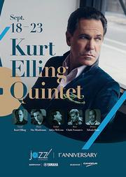 林肯爵士乐上海中心 Jazz at Lincoln Center Shanghai Kurt Elling Quintet 科特 · 埃林五重奏