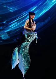 中國兒童藝術劇院 大型兒童劇《東海人魚》
