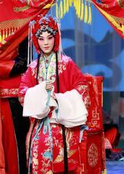 长安大戏院2月9日 京剧《锁麟囊》