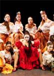 西班牙格拉纳达弗拉明戈舞蹈团《卡门》