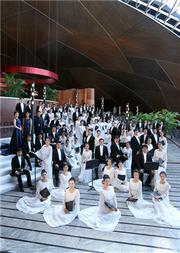 郑健与国家大剧院合唱团中国作品合唱音乐会