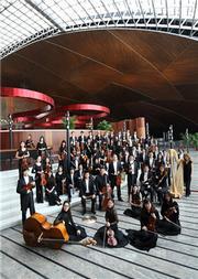 国家大剧院管弦乐团:吕嘉指挥贝多芬第二及舒伯特第八