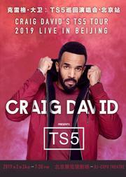 Craig David 克雷格·大卫:TS5巡回演唱会2019