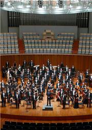 """""""红白蓝·法兰西之夜""""中国交响乐团音乐会"""