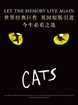 世界经典原版音乐剧猫CATS-南京站