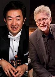 2019五月音乐节:李伟纲与麦克唐纳演绎勃拉姆斯小提琴奏鸣曲全集音乐会