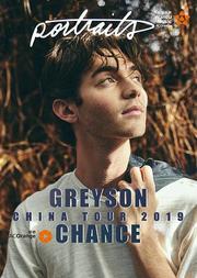 """【万有音乐系】《""""Portraits"""" Greyson Chance 2019 巡回演唱会》"""