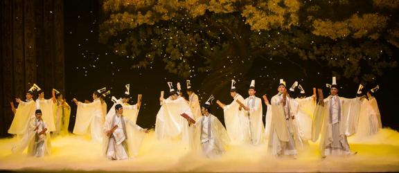 泸州老窖·国窖1573 中国歌剧舞剧院大型民族舞剧《孔子》在线订票-大宁剧院-中票在线