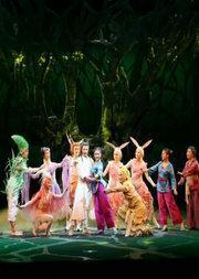 少兒版童話音樂劇《馬蘭花》