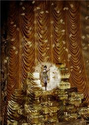 国家大剧院制作普契尼歌剧《西部女郎》
