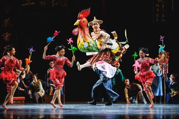 广州中票在线_大型民族舞剧《醒·狮》在线订票-天桥艺术中心-中票在线