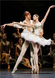 2019国家大剧院舞蹈节开幕 意大利斯卡拉歌剧院芭蕾舞团《海盗》