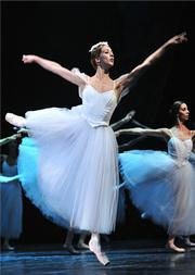 2019国家大剧院舞蹈节 意大利斯卡拉歌剧院芭蕾舞团《吉赛尔》