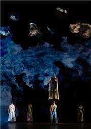 2019国家大剧院舞蹈节:优人神鼓《墨具五色》
