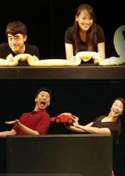 中國兒童藝術劇院 益智趣味兒童劇《小卡車·變變變》