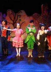 中國兒童藝術劇院 根據世界經典童話改編《青蛙王子》
