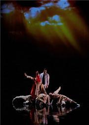 2019國家大劇院舞蹈節:亞彬和她的朋友們《一夢·如是》