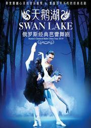 俄罗斯经典芭蕾舞剧《天鹅湖》——永恒版